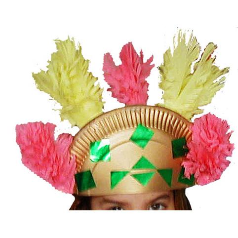 couronne de princesse Inca