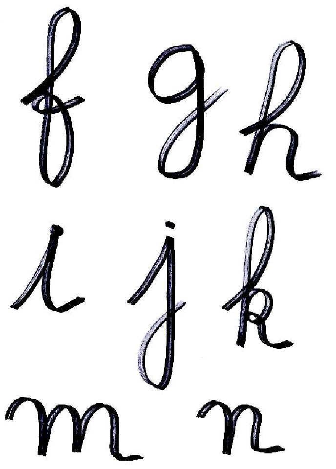 Les Lettres De Lalphabet Décorées Tête à Modeler