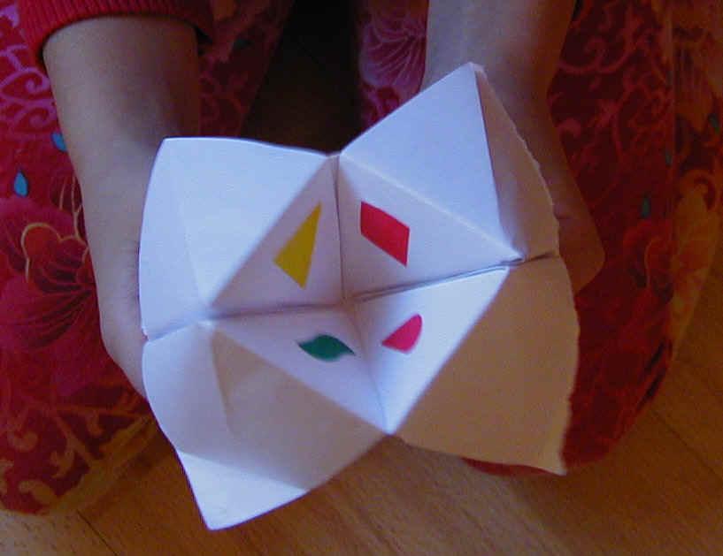 Beliebt Quizz cococotte en papier - Tête à modeler MV74