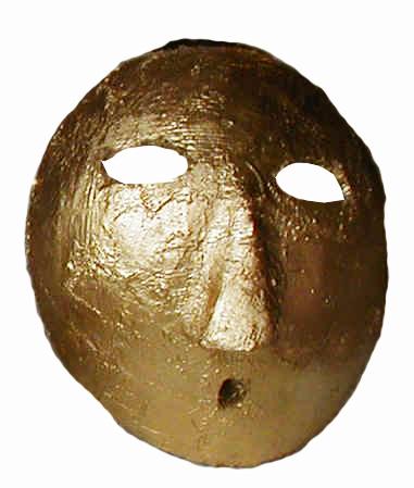 Moretta, masque de Venise