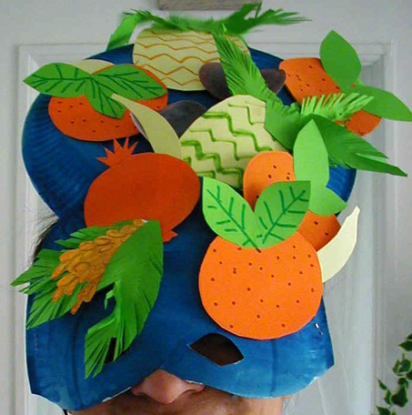 masque de rio ananas