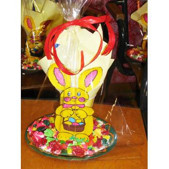 Cornet lapin de Pâques
