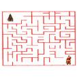 Labyrinthe de Noël