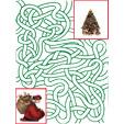 Jeux de labyrinthe pour enfants pour développer la logique
