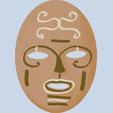 modèle pour le masque primitif