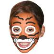 Maquillage de tigre