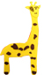 Terminer la girafe
