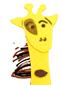tête de la girafe