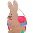 coller le lapin