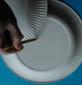 découper les assiettes