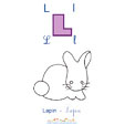 Imprimer le lapin