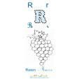 R de raisin