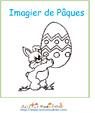 couverture de l'imagier de Pâques
