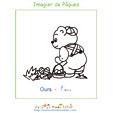 Ours de l'imagier de Pâques