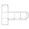 modèle de la boite à imprimer