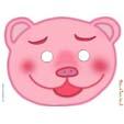 Imprimer le masque de cochon