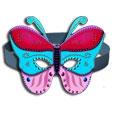 Masque de papillon 3 couleurs