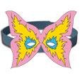 Masque de papillon prêt à imprimer