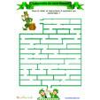 labyrinthe de saint Patrick