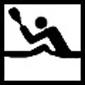 Pictogramme canoë-kayak