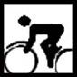 Pictogramme cyclisme