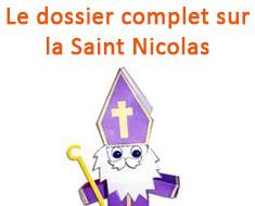 Dossier sur la Saint Nicolas