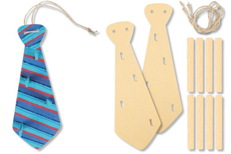 diversifié dans l'emballage qualité-supérieure nouveau style de Porte-cravates en forme de grosse cravate cadeau de fête des ...