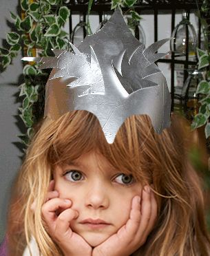 Diadème d'elfe