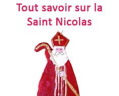 Tout savoir sur la saint Nicolas