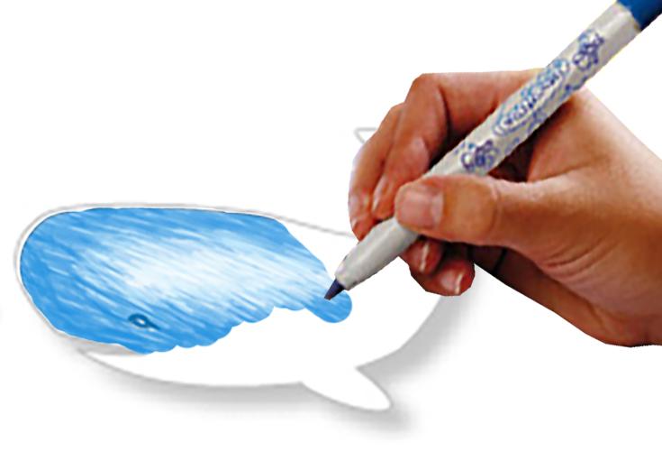 Colorier les animaux de la mer