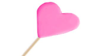 Coller la baguette au coeur