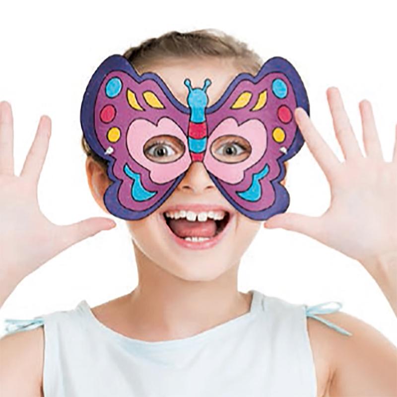 Coloriage d un masque papillon - Dessin d un papillon ...
