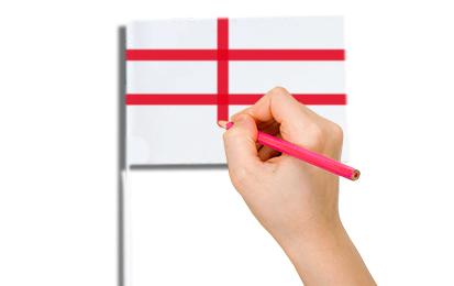 Dessiner le drapeau du pays