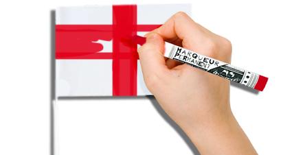 Colorier le drapeau