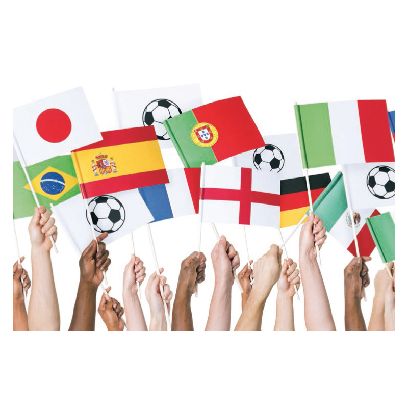 Coloriage des drapeaux du monde