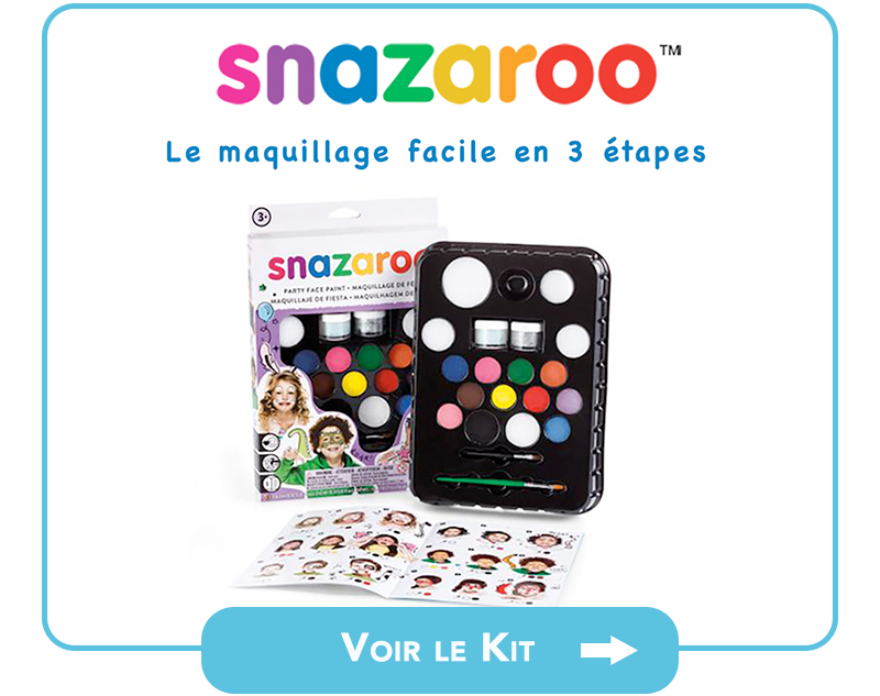 Kit de maquillage Snazaroo