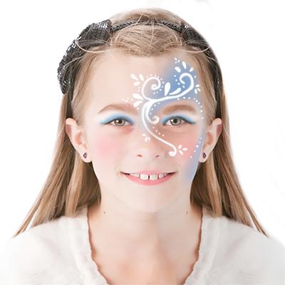 Ajouter des points au maquillage