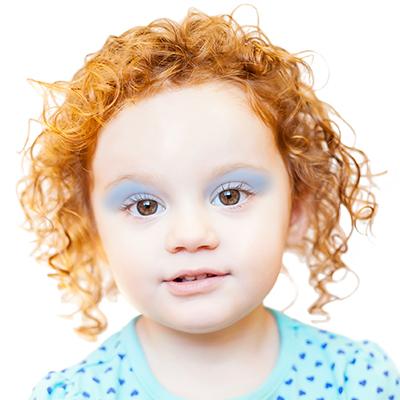 Maquiller les yeux en bleu