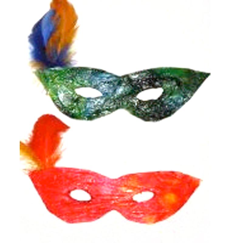 Masque loup de déguisement