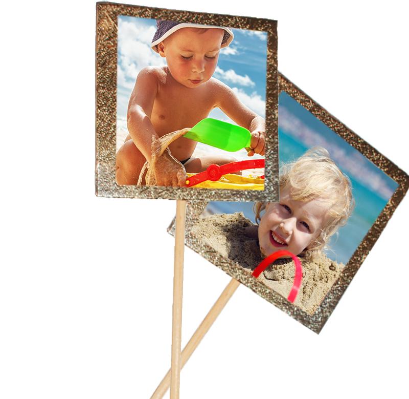Mini cadre photo enfant