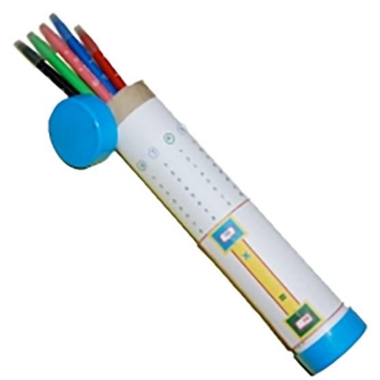 Tables de multiplication range crayons