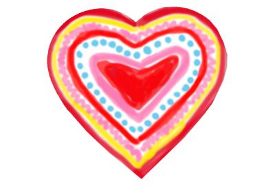 faire un coeur