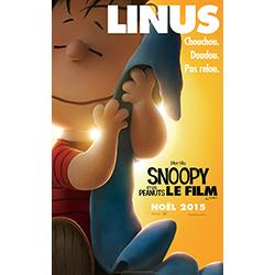 Linus - Snoopy et les peanuts