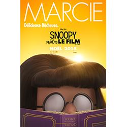 Marcie - Snoopy et les peanuts