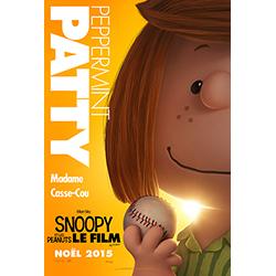 Patty - Snoopy et les peanuts