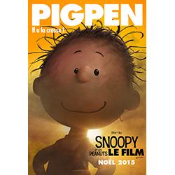 Pigpen - Snoopy et les peanuts