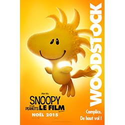 Woodstock - Snoopy et les peanuts