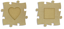 cadre puzzle à décorer en vente sur la boutique