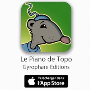 Télécharger application musique enfant pour Ipad, Iphone, Smartphone