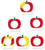 Peindre les pommes